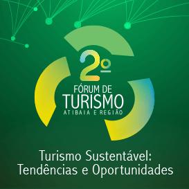 Fórum de Turismo em Atibaia
